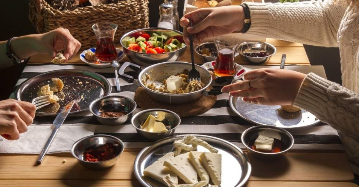 Turkish breakfasts are famous for rich ingredients, ranging from different types of cheeses to various sweets. (iStock)