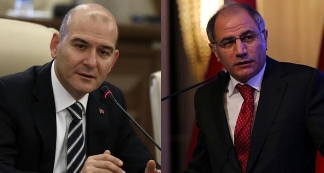 تركيا.. سليمان صويلو يتسلم حقيبة الداخلية من سلفه المستقيل أفكان آلا