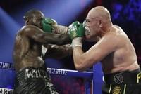 Fury annihilates Wilder in heavyweight title rematch