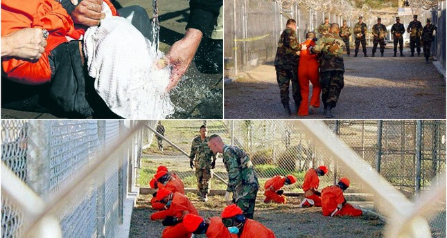 The Senate Intelligence Committee released a 480-page summary of its 6,200-page report that examines torture methods used to interrogate al-Qaida suspects. (FILE Photos)