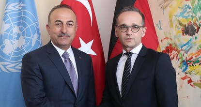Ankara, Berlin willing to carry on normalization process for bilateral ties