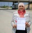 سيدة تركية تحصل على درجة الماجستير في عمر الـ63