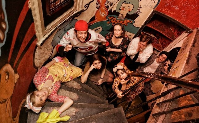 Istanbul's expats show their talents at new comedy performance