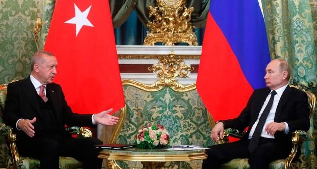 أردوغان لبوتين: الحرب في إدلب تهدف إلى تعكير العلاقات الروسية التركية