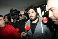 Gold trader Zarrab accused of raping ex-cellmate in his sixties