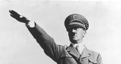 pA school superintendent in Vermont says a substitute teacher has been fired after being accused of showing elementary school children how to make the Nazi salute to Adolf Hitler./p