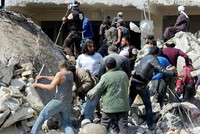 Assad possesses over 3 tons of chemical weapons, Israel says
