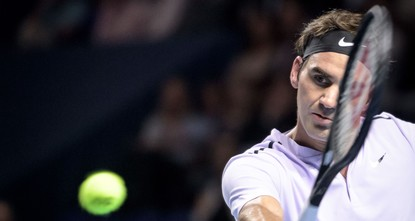 pAndy Murray will give his lingering hip injury a semi-competitive test today when he plays an exhibition against Roger Federer in Glasgow. The Andy Murray Live charity function comes as 19-time...
