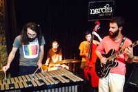 Can Tutuğ Quartet at popular Istanbul jazz club