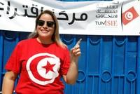 إغلاق مراكز الاقتراع في رئاسيات تونس
