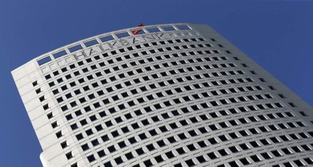 Turkey's Halkbank headquarters is seen in Ankara, Aug. 15, 2014. Reuters File Photo