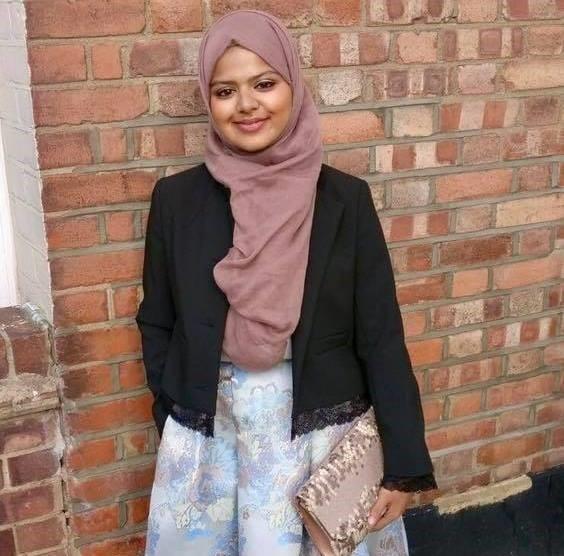 Nurjahan Saleque (Facebook Photo)