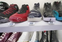 Luxury sneakers: high style and a booming market