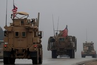 US begins military withdrawal from Syria, officials say