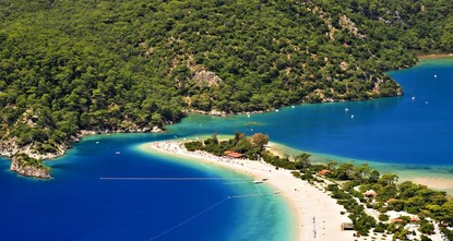 pFrenchb /btravel writer Christian Bex, 70, has visited Turkey's touristic paradise Fethiye and is touring the historic and natural wonders of the district. Bex is expected to promote Fethiye...