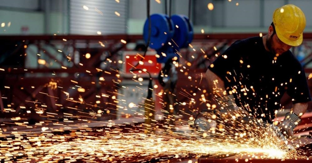 In Turkey, confidence in all sectors posted a rise in December and the highest increase was seen in construction with 7.9% (AA Photo)