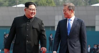 الاستعدادات تجري على قدم وساق للقاء المرتقب بين زعيمي الكوريتين