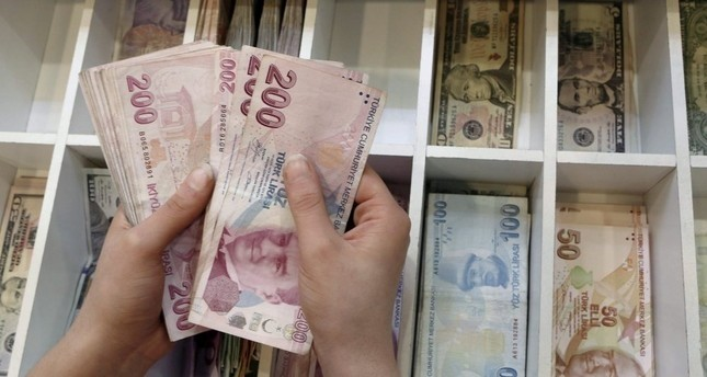 Since February, Turkish lira has been gaining ground against the dollar.