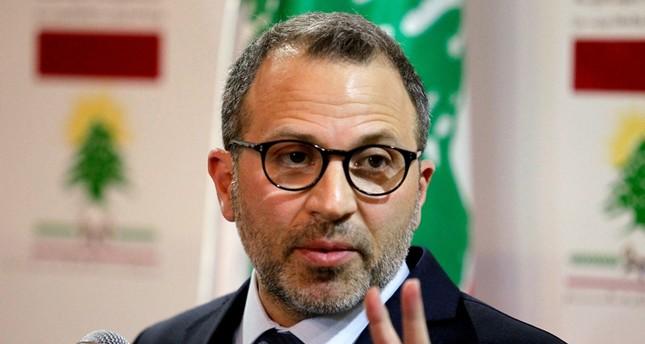 وزير الخارجية اللبناني (رويترز)