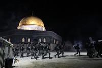 تركيا ودول عربية تدين هجوم إسرائيل الوحشي ضد الأقصى