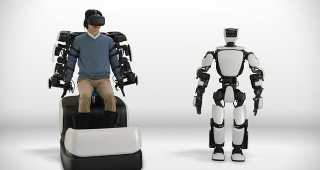 كشف النقاب عن جيل ثالث من الروبوت البشري T-HR3