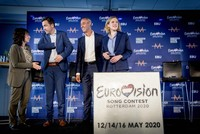 Dutch city of Rotterdam to host Eurovision 2020 song contest