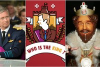 'Who's the king?' Belgian royal family angered by Burger chain ad