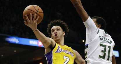 pRookie Lonzo Ball became the youngest player in NBA history to record a triple-double but it was in vain as the Los Angeles Lakers lost 98-90 to the Milwaukee Bucks Saturday. Ball, who is 20...