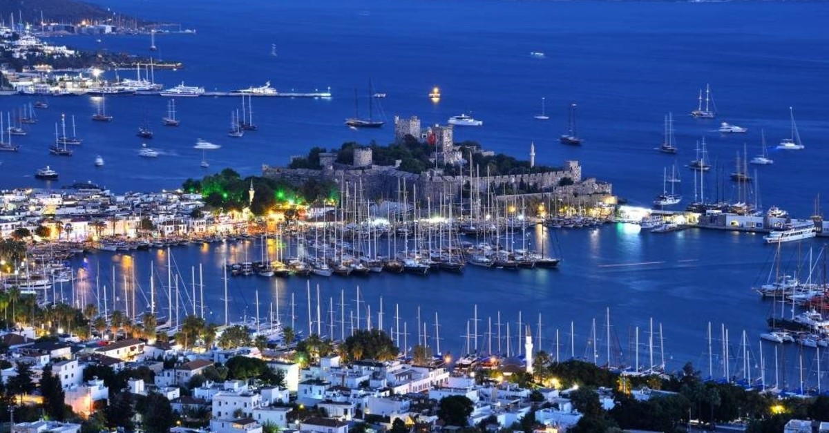 Thanks to its mild weather, Bodrum, known as the ,Turkish Riviera,, is one of the best places to spend the holiday season. (iStock)