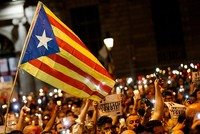 Spain will seek to suspend Catalonia's autonomy unless the region's leader abandons his push for independence, the country's deputy prime minister said Wednesday, 24 hours before Madrid's...