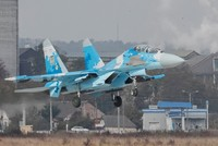 2 pilots killed after Ukrainian Su-27 fighter jet crashes during military exercise with US
