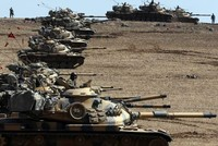 Turkey strikes Daesh positions in Syria's Jarablus, PKK's Syrian wing PYD also takes hit