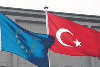 Normalization of EU ties progressing, but not there yet