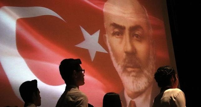 تركيا تحتفل بالذكرى الـ97 لقبول نشيد الاستقلال نشيدا رسمياً للبلاد