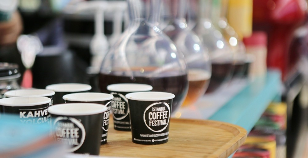 The theme of this yearu2019s Istanbul Coffee Festival, which will continue until Sunday, is u201cThe life cycle of coffee.u201d