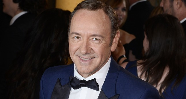 Kevin Spacey's father was a Nazi who raped his own son, brother says