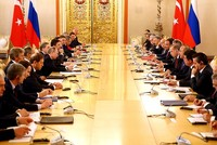 President Recep Tayyip Erdoğan paid an official visit to Russia on Friday, and with Russian President Vladimir Putin held a two-and-a-half-hour meeting in which economic issues, energy and military...