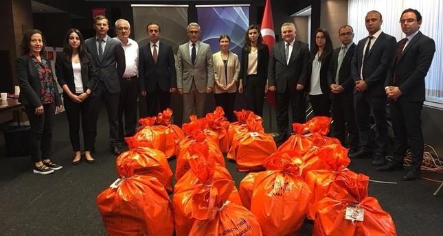 انتهاء التصويت بالخارج في الانتخابات الرئاسية والبرلمانية التركية