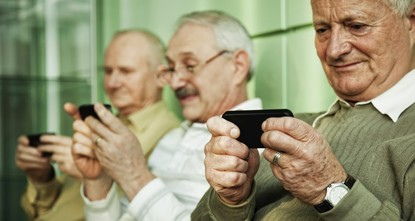pThanks to smartphones and apps, senior citizens can now stay better connected with the advancing world of social media while keeping their mind active and closing down the generation gap in the...