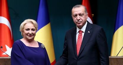 Ankara, Bucharest agree to increase bilateral trade volume to $10B
