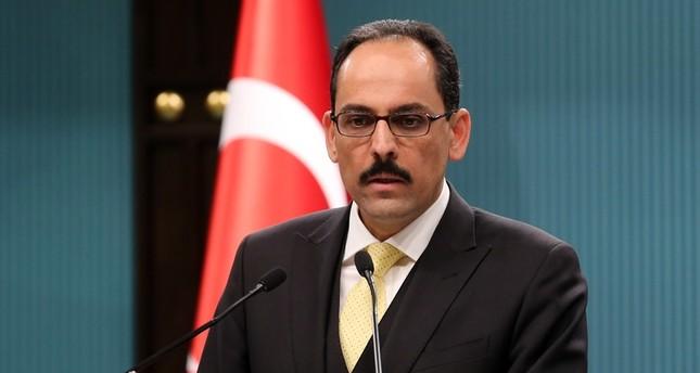 الرئاسة التركية تدعو سويسرا إلى التخلي عن دعمها للإرهاب