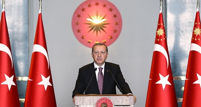 رسالة الرئيس التركي أردوغان بمناسبة عيد الأضحى المبارك