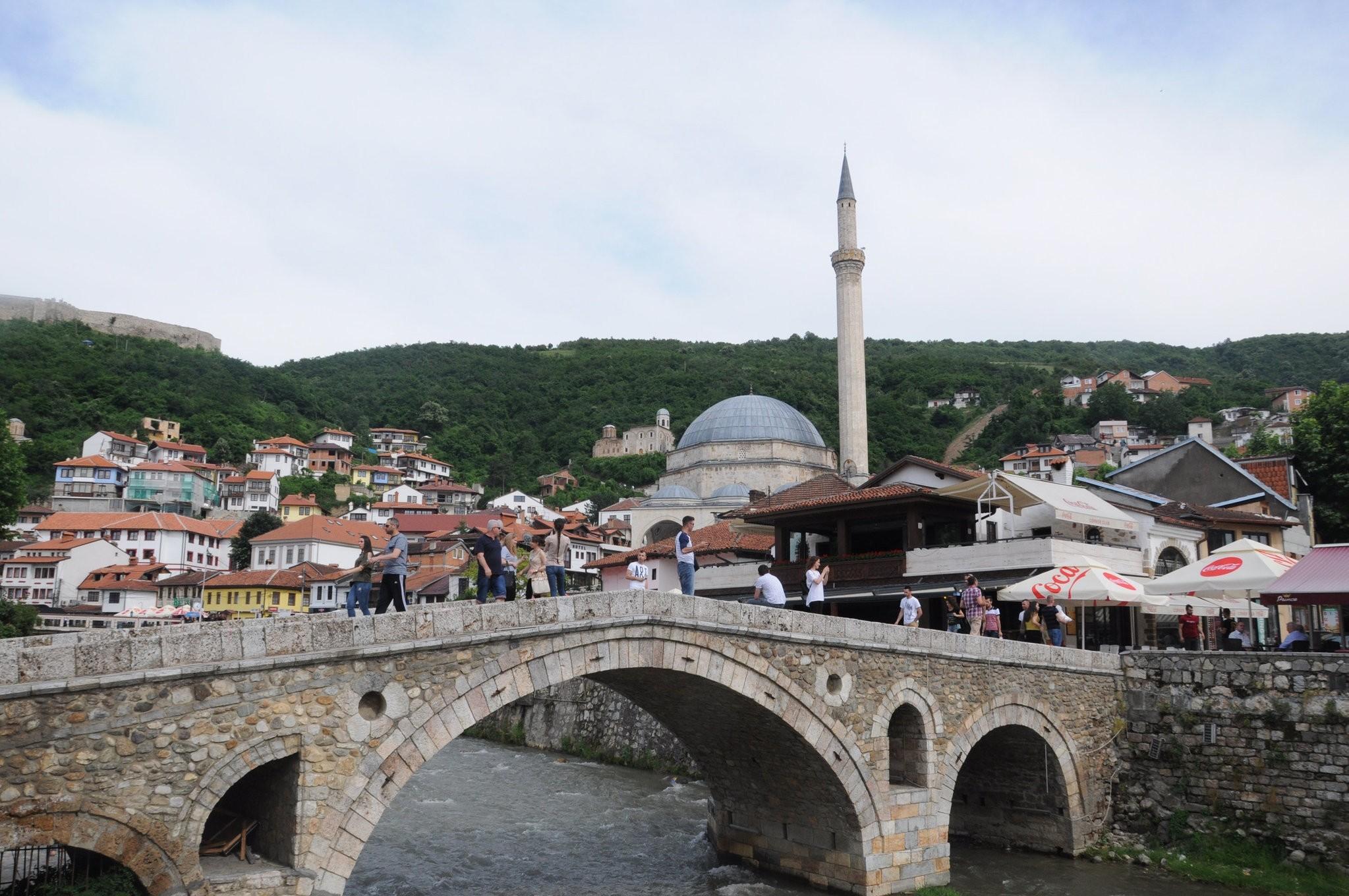 Stone Bridge of Prizren