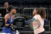 Williams siblings set up sister showdown