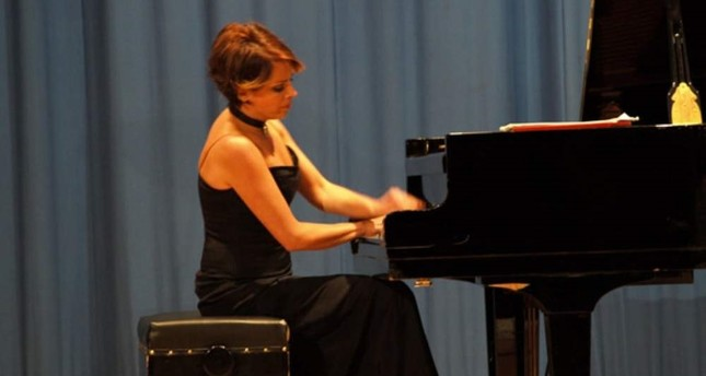 Cypriot pianist Rüya Taner: 'Happiness in your job brings success'