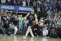 Luka Doncic quickly rising to NBA stardom
