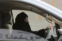 Saudi's mixed signals on women behind the wheel
