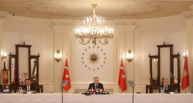 أردوغان: سنواصل اتخاذ التدابير للسيطرة على تفشي فيروس كورونا