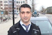 Turkish taxi driver in Sweden called hero for generosity