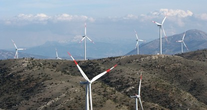Turkey: Early adopter, mover of renewables in MENAT region